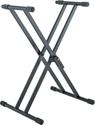 Konig & Meyer 18990 Keyboard Stand Rick Black