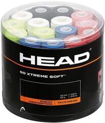 Head Xtreme Soft 60 pcs Box Overgrip Mix