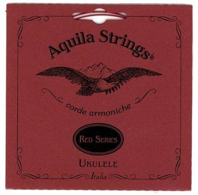 Aquila Red Series Ukulele Single, Tenor, 4th low-G