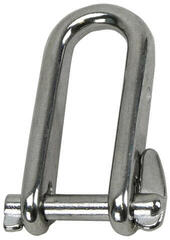 Osculati D - Shackle with Captive Locking Pin Stainless Steel