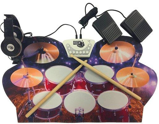 Mukikim Rock and Roll It Drum LIVE!