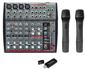 Phonic AM440D USB-K-2