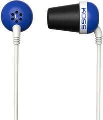 KOSS Plug Blue