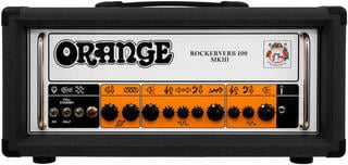 Orange Rockerverb 100 MKIII Black (B-Stock) #925269