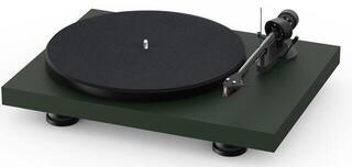Pro-Ject Debut Carbon EVO 2M Red Satin Green