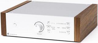 Pro-Ject Phono Box DS2 USB Silver / Walnut