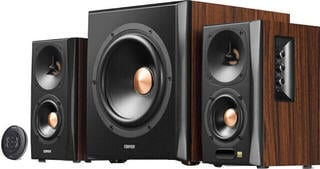 Edifier S360DB Black-Brown