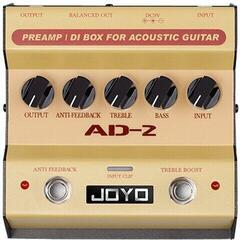 Joyo AD-2 Acoustic guitar pedal preamp / DI