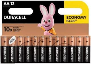 Duracell Basic AA 12 pcs