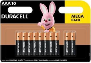 Duracell Basic AAA 10 pcs