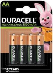 Duracell StayCharged AA 2500 mAh 4 pcs