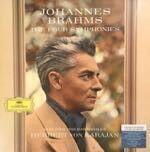 Johannes Brahms The Four Symphonies (Herbert von Karajan) (4 LP)