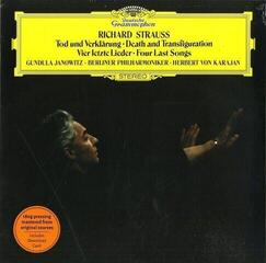 Herbert von Karajan Strauss Four Last Songs (Vinyl LP)