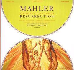 Gustav Mahler Symphony No 2 (200g) (2 LP) 200 g