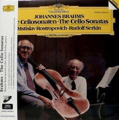 Johannes Brahms The Cello Sonatas (Vinyl LP)