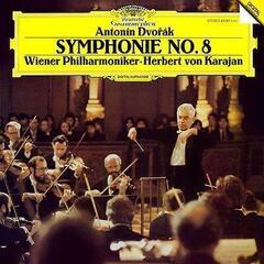 Herbert von Karajan Dvorak Symphony No 8 (LP) 180 g