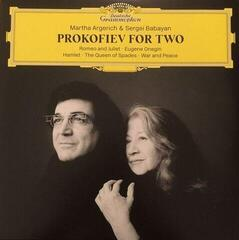 Martha Argerich Prokofiev For Two (2 LP)
