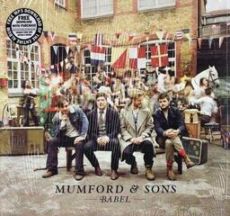 Mumford & Sons Babel (180g) (LP) 180 g