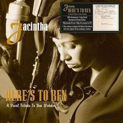 Jacintha Here's To Ben A Vocal Tribute To Ben Webster OOP (2 LP) 45 RPM