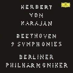 Herbert von Karajan Beethoven 9 Symphonies (9 LP) 180 g