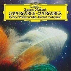 Herbert von Karajan Offenbach (LP)