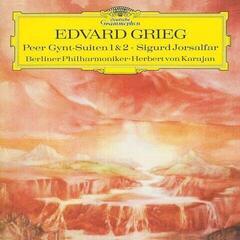 Herbert von Karajan Grieg (LP) 180 g