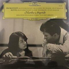 Martha Argerich Beethoven Piano Concertos Nos 1 & 2 (2 LP)