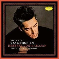 Herbert von Karajan Beethoven (10 LP) 180 g