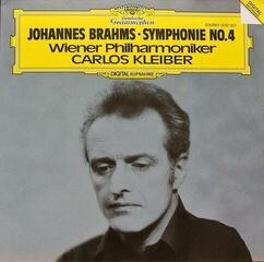 Johannes Brahms Symphony No 4 (Kleiber) (Vinyl LP)