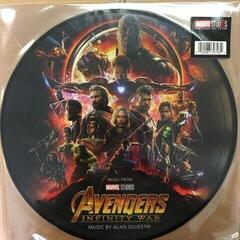 Alan Silvestri Avengers Infinity War Soundtrack (LP)