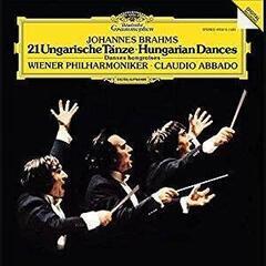 Johannes Brahms Hungarian Dance No 1-21 (LP) 180 g