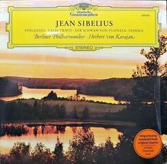 Herbert von Karajan Sibelius Finlandia Valse Triste Th (LP) 180 g