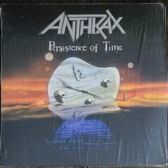 Anthrax Persistence Of Time (30th Anniversary) (4 LP)