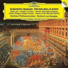 Herbert von Karajan Albinoni Vivaldi Bach Pachelbel (LP) 180 g