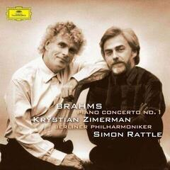 Johannes Brahms Piano Concerto No 1 (Vinyl LP)