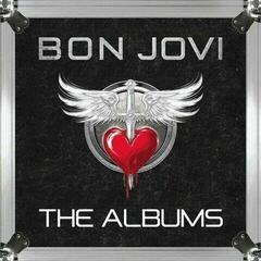 Bon Jovi The Albums (25 LP) (Box Set) 180 g