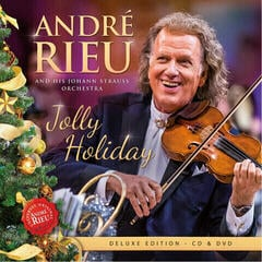 André Rieu Jolly Holiday (2 CD) Glasbene CD