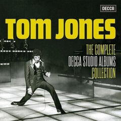 Tom Jones The Complete Decca Studio Albums Hudobné CD
