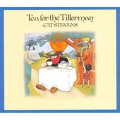Cat Stevens Tea For The Tillerman Luxusní edice