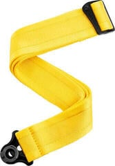 D'Addario Planet Waves 50BAL07 Auto Lock Mellow Yellow