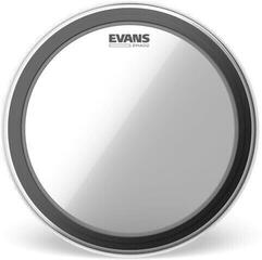 Evans BD18EMAD2 EMAD2 Clear Bass Drum Head 18''