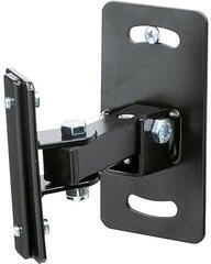 Konig & Meyer 24180 Wall mount for speakerboxes