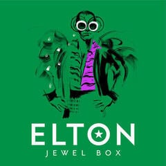 Elton John Jewel Box (Anniversary Edition) (CD Box)