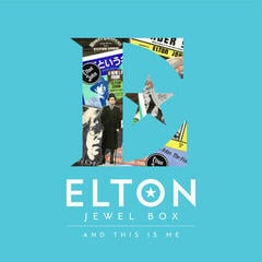 Elton John Jewel Box: And This Is Me (2 LP) 180 g