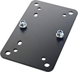 Konig & Meyer 24354 Adapter Panel 2 Black