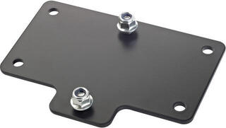 Konig & Meyer 24357 Adapter Panel 4 Black