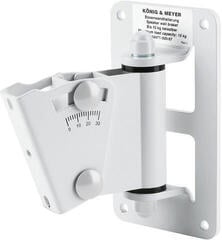 Konig & Meyer 24471 Speaker Wall Mount White