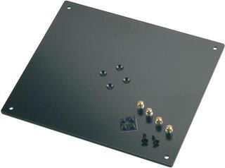 Konig & Meyer 26792-032 Bearing Plate Structured Black