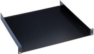 Konig & Meyer 28483 19'' Rack Shelf Black 3 spaces, 380 mm