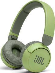 JBL JR310 BT Zelená Bezdrátová sluchátka na uši